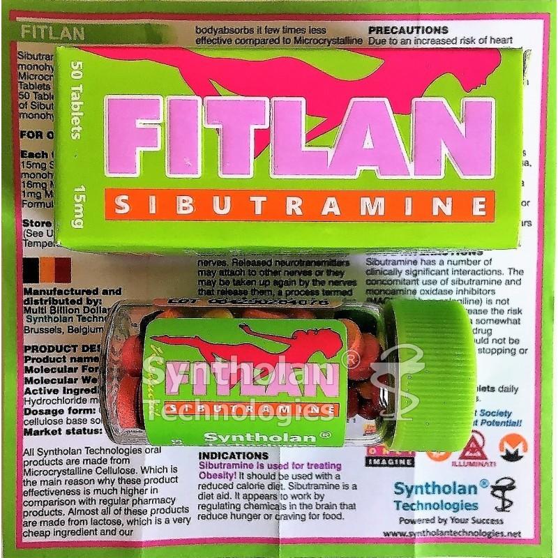 FITLAN Sibutramine 50 tablets